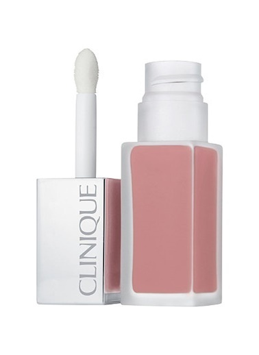Clinique Pop Liquid Matte Petal Pop Renkli